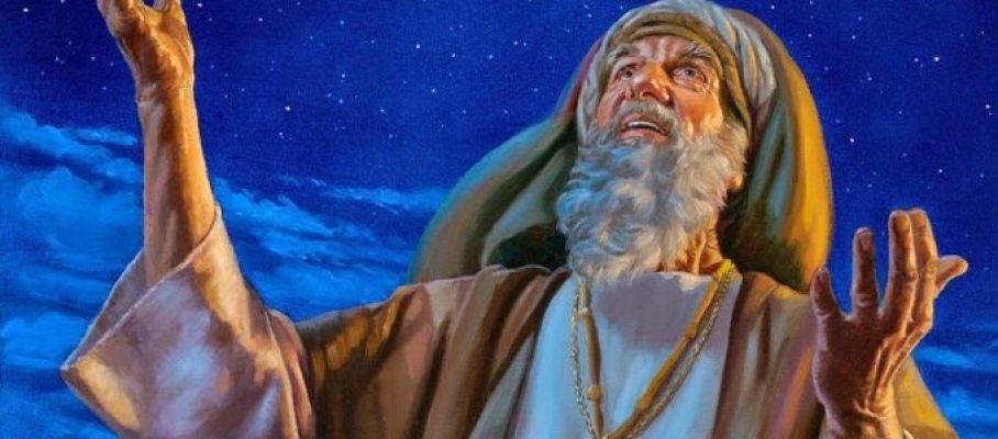 abraham and jesus