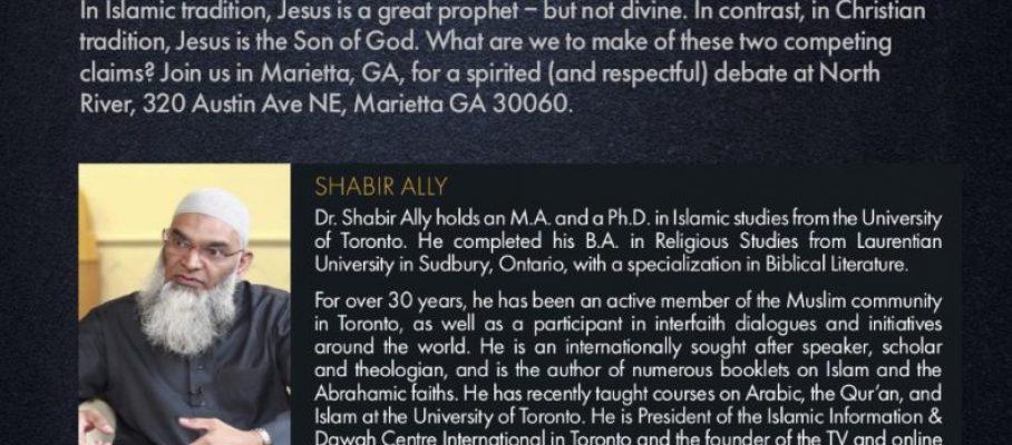Shabir Ally Douglas Jacoby