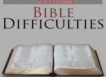 bible-difficulties