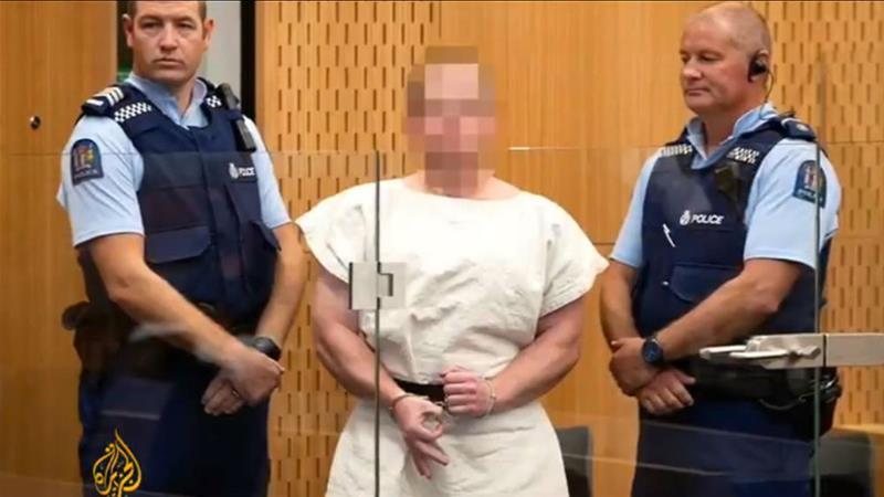 New Zealand mosque attack suspect