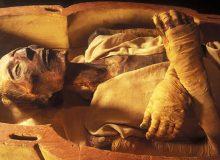pharaohs body quran in the quran