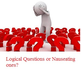 Nauseating Questions