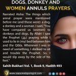 Women Annuls Prayers