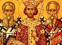Church fathers and the trinity