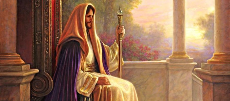 jesus is the judge