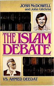 Islam debate Josh Mcdowell and Ahmed Deedate